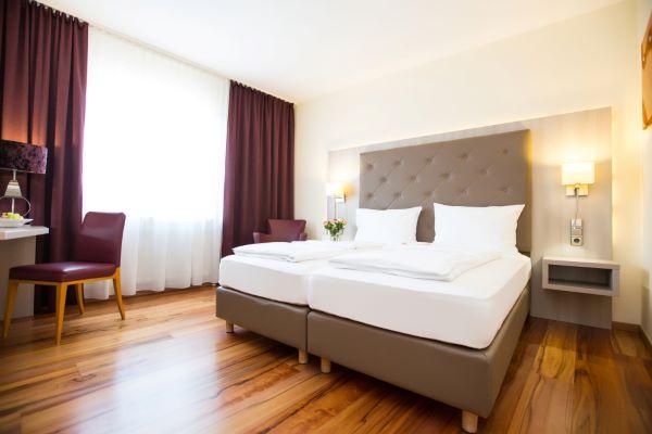 Das Reinisch Hotel Doppelzimmer Hotel