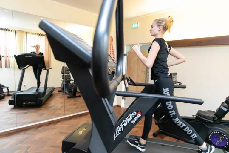Das Reinisch Hotel klimatisiertes Fitnessstudio