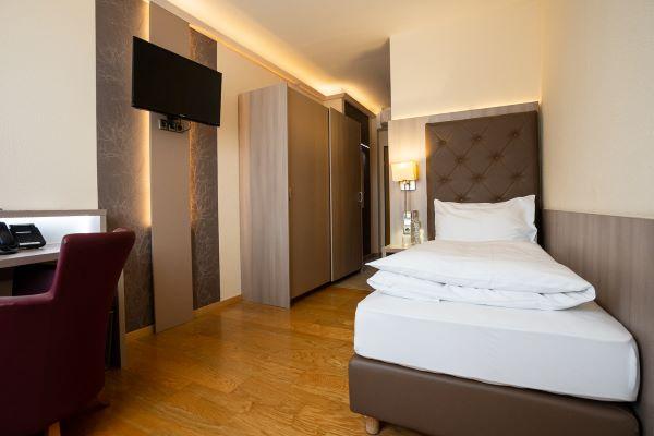 Das Reinisch Hotel Einzelzimmer Hotel