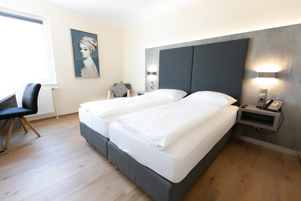 Just Rooms Doppelzimmer